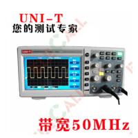 优利德 数字宽屏存储示波器 示波表 UTD2052CEL 现货