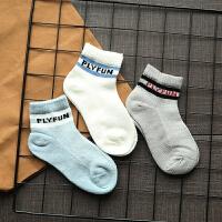 宝宝袜子春秋儿童袜子纯棉男童童袜薄款1-3岁儿童袜全棉松口透气