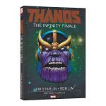 灭霸无限终结 Marvel Thanos The Infinity Finale 漫威电影宇宙英文原版进口漫画精装全彩