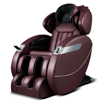 JARE/佳仁 JR-Q7 4D机械手按摩椅 家用豪华 太空舱 多功能全身电动沙发椅豪华黑旗舰版均码