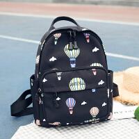 学生包包女2018新款简约背包旅行小包韩版女式书包双肩