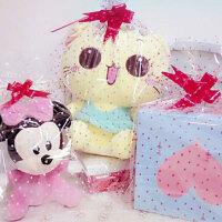 毛绒玩具透明袋印花塑料礼品袋超市礼品包装袋家居家纺收纳用品收纳袋置物袋包装袋
