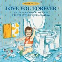 【现货】英文原版 永远爱你立体书 Love You Forever (Pop Up Editions) 蒙施爷爷 吴敏