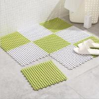 无味浴室拼接地毯儿童洗澡淋浴满铺防滑垫卫生间地垫门垫厨房垫子