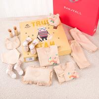 婴儿礼盒新生儿衣服套装满月百天礼物宝宝衣服0-3-6个月四季礼盒