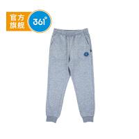 【开学季2.5折价:44.8】361度 男童针织长裤 秋季K51811552