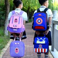 小学生书包1-3-4-5年级男童6-12周岁儿童书包女双肩背包轻便减负