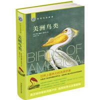 世界鸟类图谱――美洲鸟类