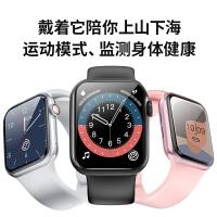 苹果手机适用可接打电话智能手表华强北GT2太空人多功能蓝kb6