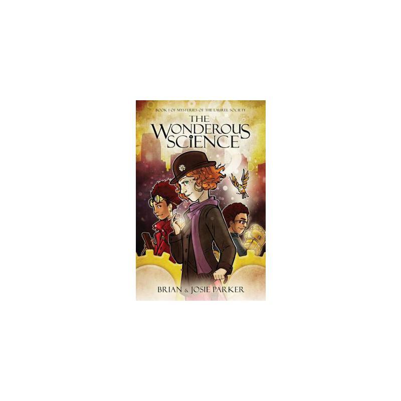 【预订】The Wonderous Science: Book 1 of Mysteries of the Laurel Society 预订商品,需要1-3个月发货,非质量问题不接受退换货。