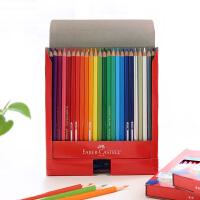 德国正品辉柏嘉36/48/72色油性彩铅涂色填色笔彩铅美术绘画铅笔
