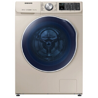 三星(SAMSUNG)9公斤洗烘一体婴儿洗全自动节能变频泡泡净滚筒洗衣机WD90N64FOAQ/SC