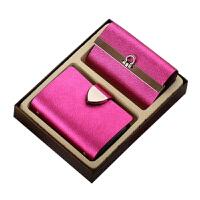 莫尔克女式卡包 时尚钥匙包女 卡包钥匙包礼盒套装 实用卡包 8833