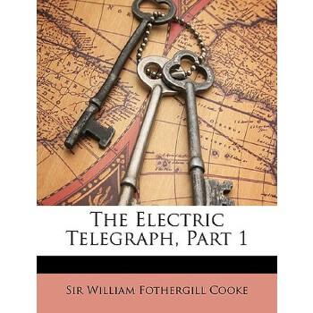 【预订】The Electric Telegraph, Part 1 预订商品,需要1-3个月发货,非质量问题不接受退换货。