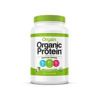 【网易考拉】【三种有机蛋白更全面】Orgain纯植物有机蛋白粉920g冰镇抹茶拿铁口味