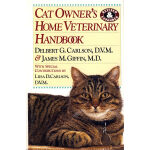 Cat Owneris Home Veterinary Handbook养猫者家庭兽医手册