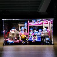 全套家具场景叮当机器猫模型多拉a梦周边公仔手办玩具摆件礼品