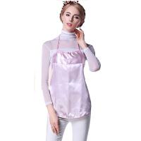 慈颜防辐射服孕妇装四季银纤维防辐射肚兜内穿电脑围裙上衣CY3106