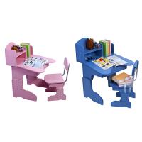 [当当自营]空间大师 儿童学习套桌 两色可选