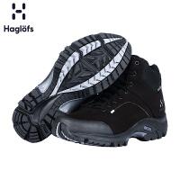 Haglofs火柴棍女款防水减震徒步鞋495570