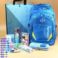 20180625043554620中小学生书包文具礼盒套装儿童女孩学习用品礼物开学生日