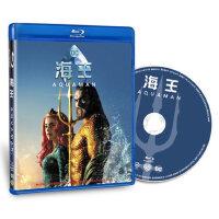 正版高清蓝光碟BD 海王 Aquaman科幻动作电影DC英雄光盘碟片1080p