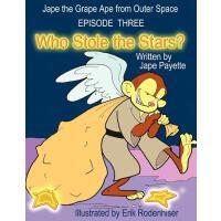 【预订】Jape the Grape Ape from Outer Space Episode Three: Who