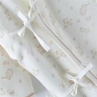 婴儿居家服初生儿内衣长袍春秋0-1岁宝宝系带睡衣睡袍