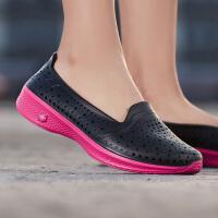 【7.18开抢 满100减20 满279减100】Skechers斯凯奇女鞋休闲鞋2018新款浅口轻质一脚蹬运动鞋14