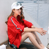 长袖气质优雅韩版时尚短外套年夏季潮流简约百搭