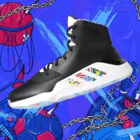 Adidas阿迪达斯男鞋2019秋季新款ProBounce实战训练透气耐磨缓震休闲篮球鞋EG1537