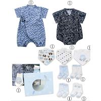 婴儿礼盒新生儿纯棉衣服套装初生女宝宝*套盒满月礼物百日礼盒