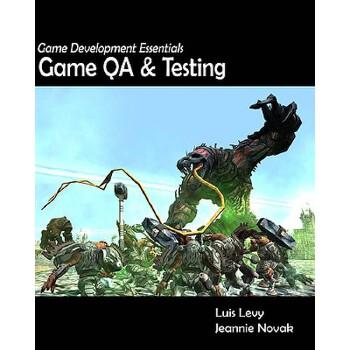 【预订】Game Development Essentials: Game Qa & Testing 预订商品,需要1-3个月发货,非质量问题不接受退换货。