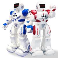 阿尔法遥控智能机器人玩具对话儿童男孩学习会跳舞新威尔机械战警