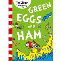 英文原版 苏斯博士 绿鸡蛋和火腿 Dr. Seuss Green Eggs and Ham