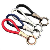 钥匙扣手工编织汽车钥匙扣男女士腰挂钥匙链挂件 创意钥匙扣礼物