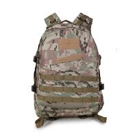 吃鸡同款三背包绝地求生3军迷彩双肩包防水登山战术运动书包