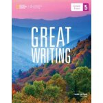 Great Writing 5 STUDENT BOOK with Online WB Sticker Code