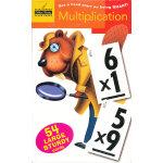 Multiplication (Flash Cards, Little Golden Book) 乘法(金色童书,学习卡片)ISBN 9780307249548