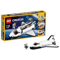 [当当自营]LEGO 乐高 Creator创意百变系列 航天飞机探险家 积木拼插儿童益智玩具31066