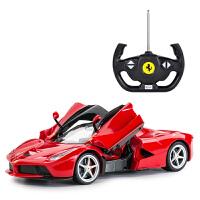 遥控车 遥控赛车模型儿童玩具车可开门充电动漂移男孩