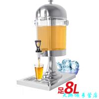 单头果汁鼎 商用自助餐不锈钢果汁机咖啡鼎饮料机