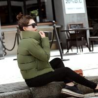 冬季女短款新款加厚小棉衣外套韩版处理冬装棉袄羽绒