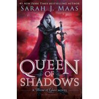 【预订】Queen of Shadows Throne of Glass 4