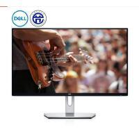 戴尔(DELL) S2719H 27英寸微边框显示屏 内置5W音箱双HDMI接口 爱眼电脑显示器