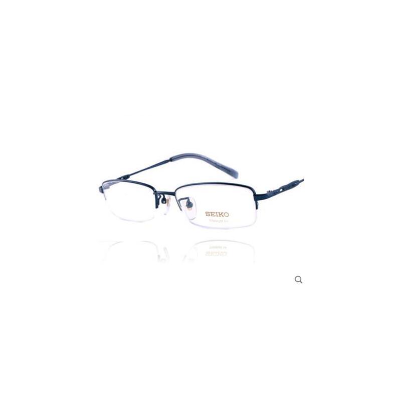 全框眼镜大气简约纯钛超轻金属眼镜架男士眼镜近视眼镜框半框 品质保证,支持货到付款 ,售后无忧