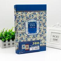创意复古家庭相册本 4R6寸/8寸300张 插页式盒装相簿 大容量影集礼物
