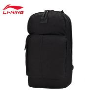 李宁双肩包男女包2018新款运动时尚系列背包书包学生电脑包运动包ABSN014
