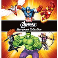 The Avengers Storybook Collection复仇者联盟故事集ISBN9781484702420