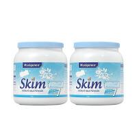 【 网易考拉】Maxigenes 美可卓 脱脂高钙奶粉(蓝胖子) 1千克/罐 2罐